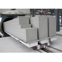 China Light Weight AAC Block Manufacturing Plant Fly Ash Brick 380kw - 450kw wholesale