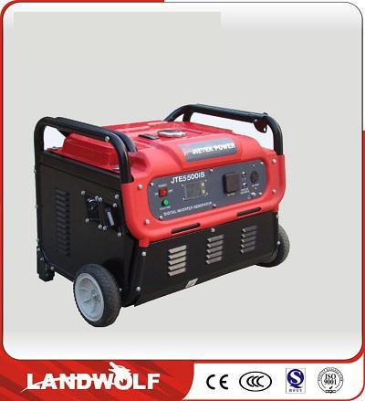 Quietest Generators 4 Stroke Petrol Digital Inverter