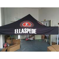 Quality Instant Party / Trade Show / Event aluminium pop up gazebo with 3 walls , Heat Transfer Printing for sale
