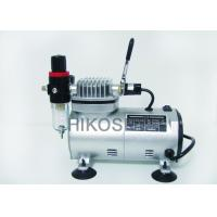 China Portable Oil Free Single Cylinder Piston Mini Air Compressor for Airbrush Makeup 3.6kgs wholesale