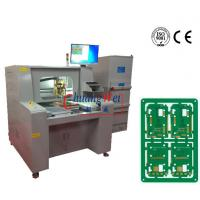 China Germany KAVO Spindle PCB Separator PCB Router with Dual 300*280mm Working Tables wholesale