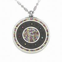 China CZ Stainless Steel Quantum Pendant with Scalar Energy, Italy Style wholesale