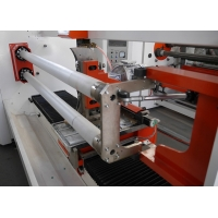 Buy cheap Double Sided Pe Foam 1300mm Adhesive Tape Slitting Cutting Machine from wholesalers