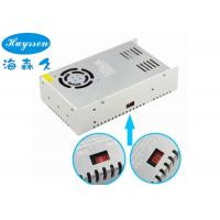 China CCTV Camera Iron Case Power Supply Single Output 350W 5V 70A wholesale