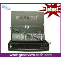 Buy cheap Set top box new Skybox F3 in stock now from wholesalers