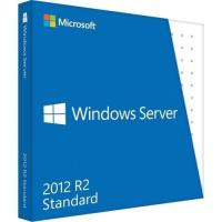 64Bit Windows Server 2012 R2 Standard English DVD With 5 CLT P73-05966