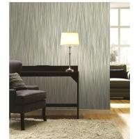 China Irregularity Vertical Stripes Stylish Fabric Wallpeper For Household wholesale