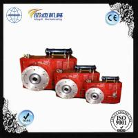 China MINGDI ZLYJ Series Gear Reduction Box Speed Reducer 5.5-540 W HRC 45-62 on sale