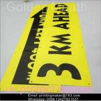 Uv Printing Outdoor Polyester Vinyl Advertising Banners For Business