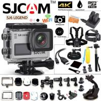 China SJCAM SJ6 LEGEND 2″ LCD T 2160P 4K Ultra HD Sport DV Action Camera / All in One wholesale