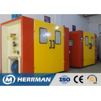 Buy cheap 5 - 50 Mm Pitch Range Cable Twisting Machine Two Sets Lan Cable Making Machine from wholesalers