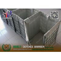 China Mil5 0.61m high HESCO Defensive Gabion Barrier    China Gabion Barrier Factory wholesale