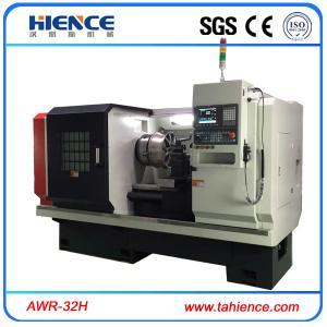 China Diamond cutting automatic probe and cutting alloy wheel repair machine AWR32H on sale