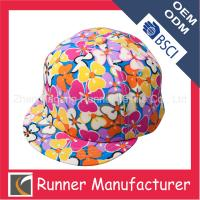 Wholesale Buy Snapback Hats Floral Printing from china suppliers