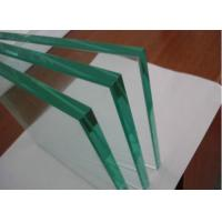 China Decorative Glass Building Material Laminated Security Glass Anti - Explosion wholesale