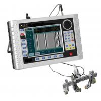 China Digital TOFD Ultrasonic Flaw Detector portable with 8 channels C scan TOFD-410 wholesale