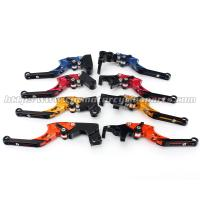 China Aluminium Alloy Motorcycle Brake Clutch Lever For Benelli BN600 All Years wholesale