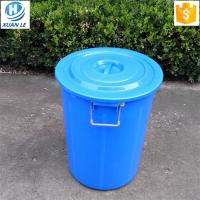 Widely used 100 liter plastic bucket for veterinary use