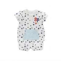 China Unisex1 Piece Infant Baby Clothes 0-24M Size Breathable Eco Friendly wholesale