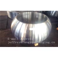 Quality Spherical Size Rough Turned Valve Forging ASTM A105 F304 F316 F51 F53 F60 for sale