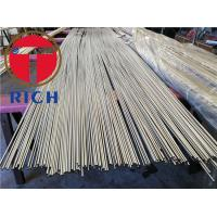Buy cheap 304 304L 316 316L 310S 321 Food Grade Sanitary Seamless Stainless Steel Tube from wholesalers