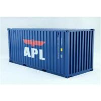 China 40 Ft 2nd Hand Shipping Containers / Used 20ft Shipping Container Various Colors wholesale