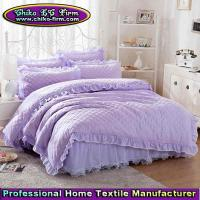 Cheap Winter Twin Full Queen King Size Quilt Bedding Bed Skirt Sets Of Item 1