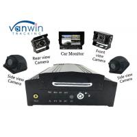Buy cheap HD 720P 1080P H.264 GPS Mobile DVR 3G 4G WiFi G - SENSOR , Night Vision Camera from wholesalers