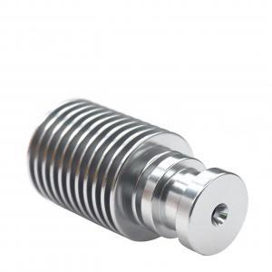 China Black Silver E3D V6 3D Printer Heatsink Remote Short Range Distance wholesale