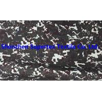China PTFE Laminated 300D Polyester Oxford Breathable Coated Fabric 2mm Ribstop Digital Camo wholesale