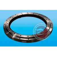 China Custom Turntable Bearing Flange Forging Alloy Steel Forged 35CrMo 40CrNiMo wholesale