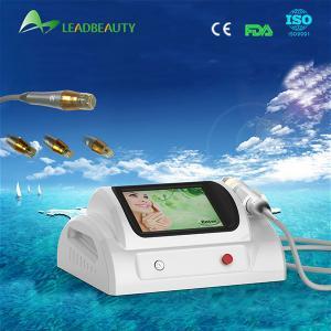 China Skin Rejuvenation/ wrinkle remover portable rf fractional micro needle machine wholesale