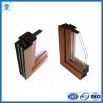 China China famous brand aluminum profile / 6063-T5 aluminum window door profiles wholesale