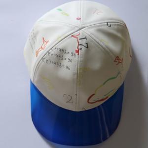 China Fashion Plastic Bill Custom Printed Baseball Hats , Sun Protection Headwear For Summer wholesale