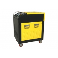 Buy cheap Air Cooling 100W Fiber Laser Cleaning Machine For Rust Removal from wholesalers