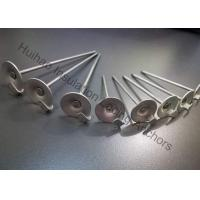"China Metal Insulation Fasteners , Stainless Steel Lacing Anchors 2.5"" long x 14 Gauge wholesale"