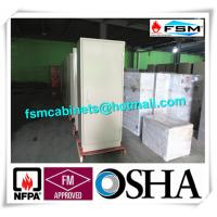 China Durable Antimagnetic Fire Safe File Cabinets 9 Drawer Single Door For CD / Disk wholesale