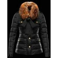 China Moncler 2015 new design women winter down coat with fur collar wholesale
