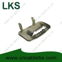 China Toothed Stainless Steel Buckle LKS-L14,LKS-L38,LKS-L12,LKS-L58,LKS-L34 wholesale