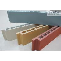 China 30mm Thickness Terracotta Rainscreen Cladding For Building Facade Materials wholesale
