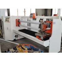 Buy cheap Mylar Silicone Adhesive Tape Roll Cutting Machine from wholesalers