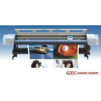 Quality Xaar128 head Solvent Printer (GZC3216DP) for sale
