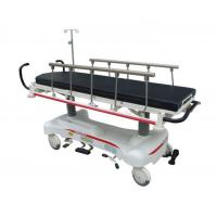 China Electric Emergency Stretcher Trolley Full Length 2120mm Easy Operation Adjustable on sale
