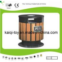 China Park Table and Chair and Dustbin (KQ10186A) wholesale
