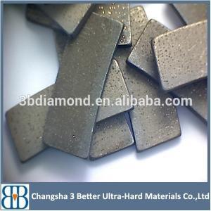 China Diamond Segments for Granite,Granite Segment,Diamond Turbo Segment on sale