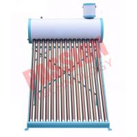 China 150L Thermosiphon Solar Water Heater Industrial With Coil Heat Exchanger wholesale