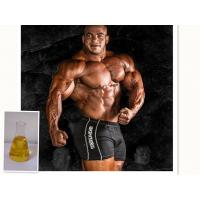 China Effective hot sale injectable anabolic steroids oil yellow liquid Supertest 450 for muscle bodybuilding on sale