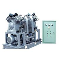 30kw motor driven air compressor 435psi for pneumatic lock for Motor driven air compressor