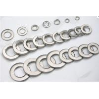 China 316Ti /316 Stainless Steel Precision Spring Washers Fasteners For Skirting Board, Railings wholesale
