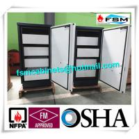 China Fireproof 4 Drawer File Cabinet Safe Flammable Locker Magnetic Proof For CD wholesale